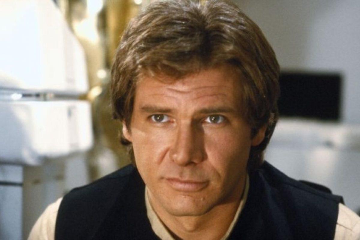 """""""Han Solo"""" en """"Star Wars: El regreso del Jedi"""" Foto:IMDb. Imagen Por:"""