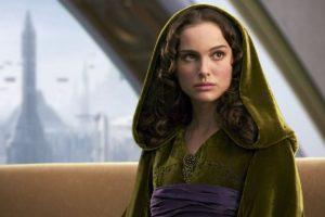 """""""Padmé Amidala"""" en """"Star Wars: La venganza de los Sith"""" Foto:IMDb. Imagen Por:"""