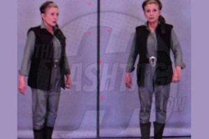 """""""Princesa Leia Organa"""" en """"Star Wars: El despertar de la fuerza"""" Foto:Twitter/bravoINTEL. Imagen Por:"""