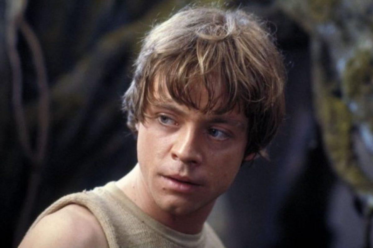 """Luke Skywalker"" en ""Star Wars: El imperio contraataca"" Foto:IMDb. Imagen Por:"