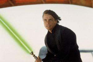 """""""Luke Skywalker"""" en """"Star Wars: El regreso del Jedi"""" Foto:IMDb. Imagen Por:"""