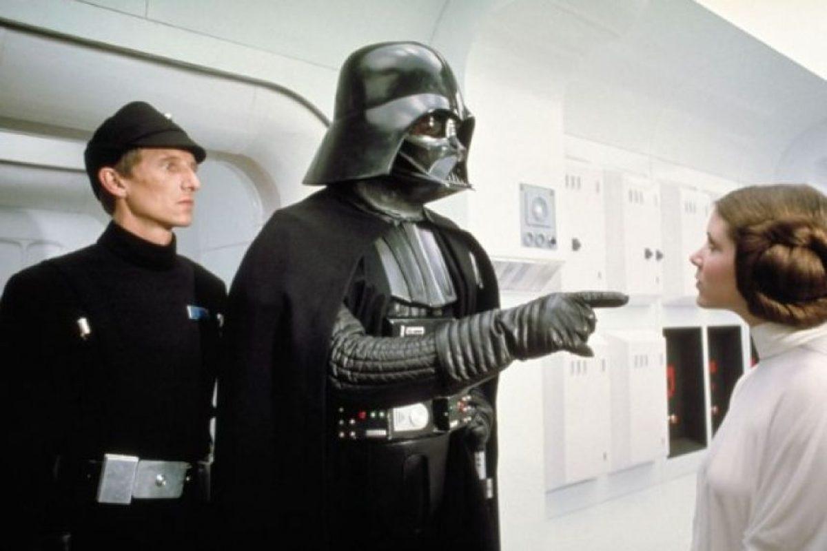 """""""Anakin Skywalker"""" en """"Star Wars: El imperio contraataca"""" Foto:IMDb. Imagen Por:"""