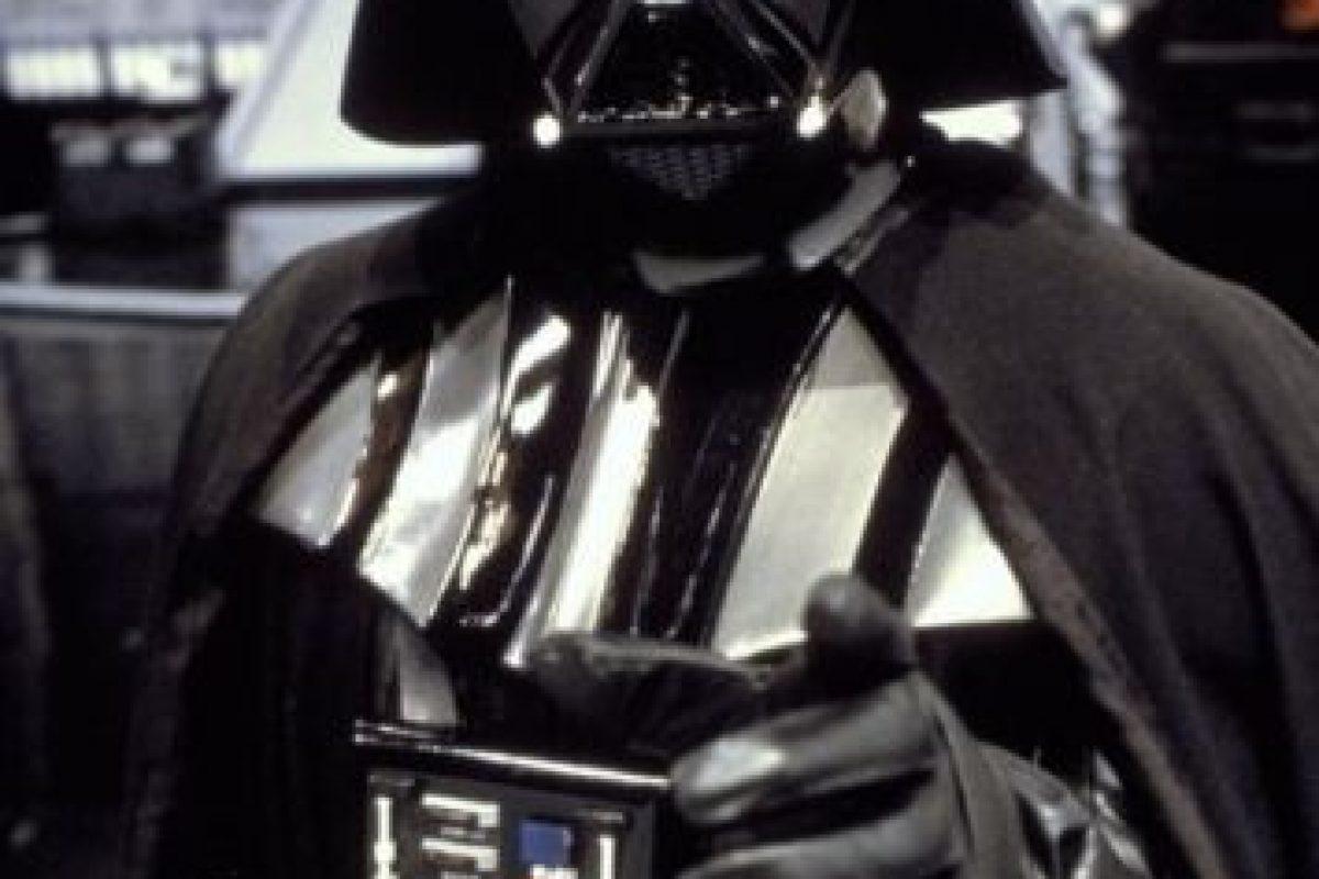 """""""Anakin Skywalker"""" en """"Star Wars: El regreso del Jedi"""" Foto:IMDb. Imagen Por:"""