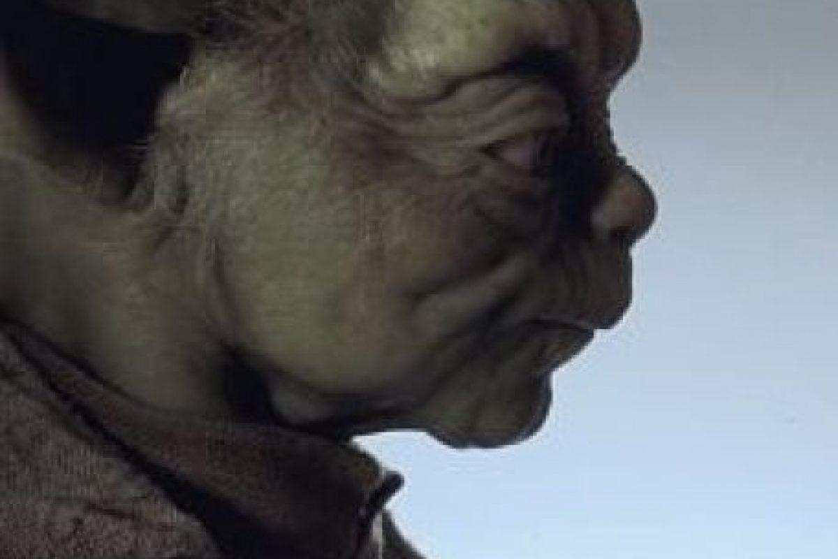 """Yoda"" en ""Star Wars: La amenaza fantasma"" Foto:IMDb. Imagen Por:"