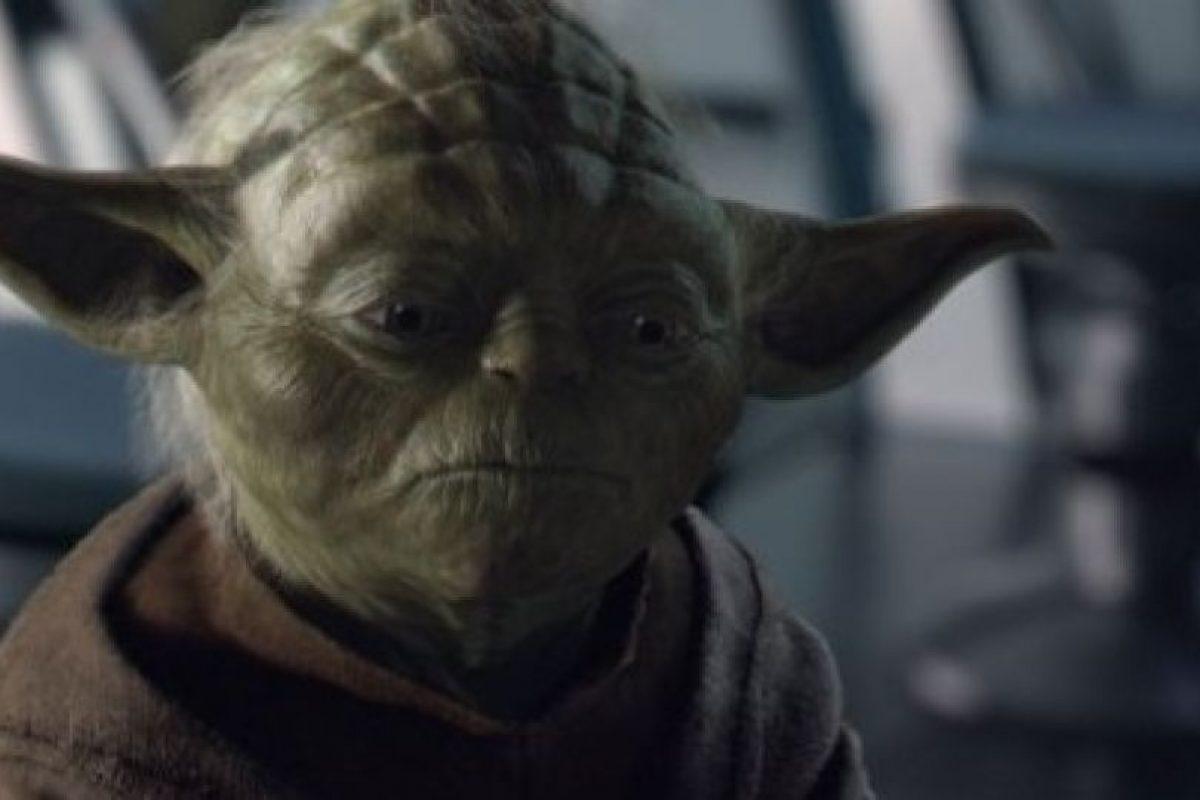 """""""Yoda"""" en """"Star Wars: La venganza de los Sith"""" Foto:IMDb. Imagen Por:"""