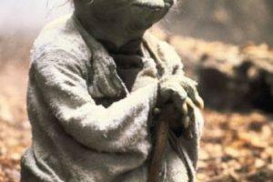 """""""Yoda"""" en """"Star Wars: El regreso del Jedi"""" Foto:IMDb. Imagen Por:"""