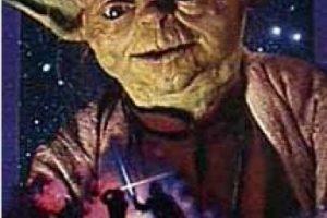 """""""Yoda"""" en """"Star Wars: El imperio contraataca"""" Foto:IMDb. Imagen Por:"""