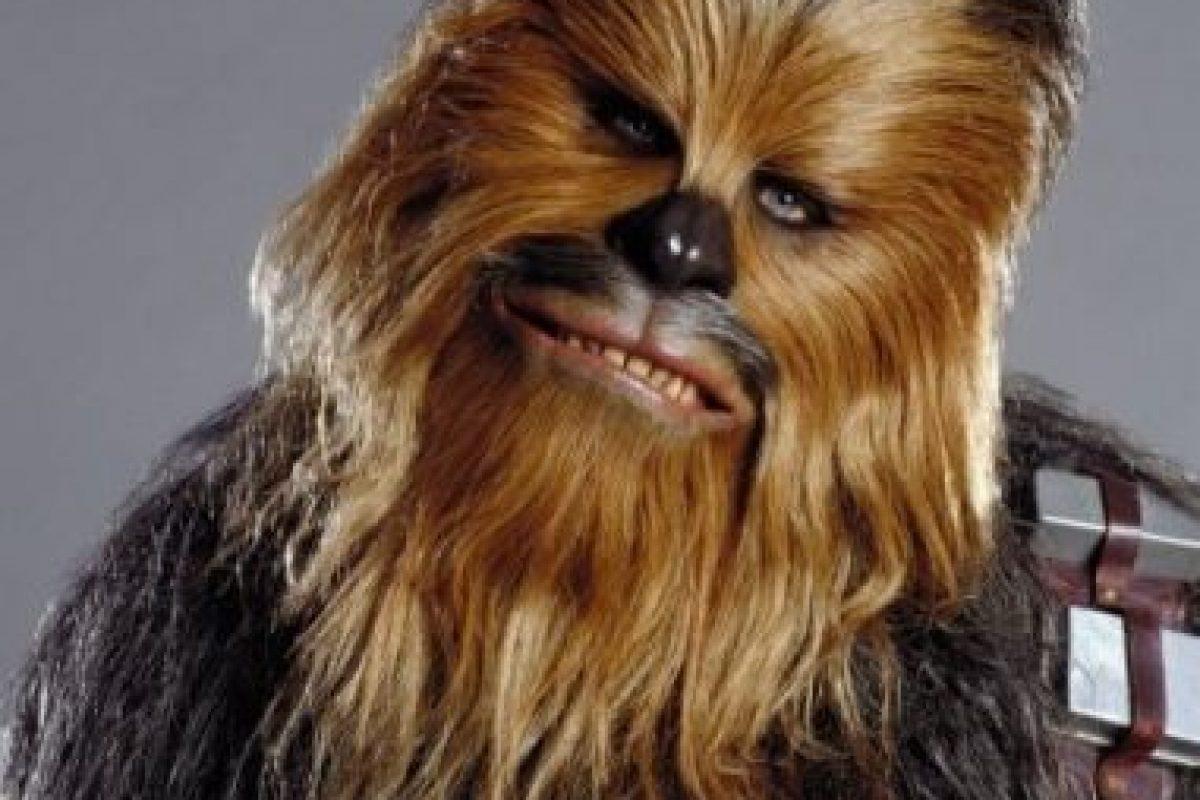 """""""Chewbacca"""" en """"Star Wars: La venganza de los Sith"""" Foto:IMDb. Imagen Por:"""