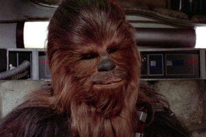 """""""Chewbacca"""" en """"Star Wars: El imperio contraataca"""" Foto:IMDb. Imagen Por:"""