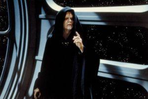 """""""Sheev Palpatine"""" en """"Star Wars: El regreso del Jedi"""" Foto:IMDb. Imagen Por:"""