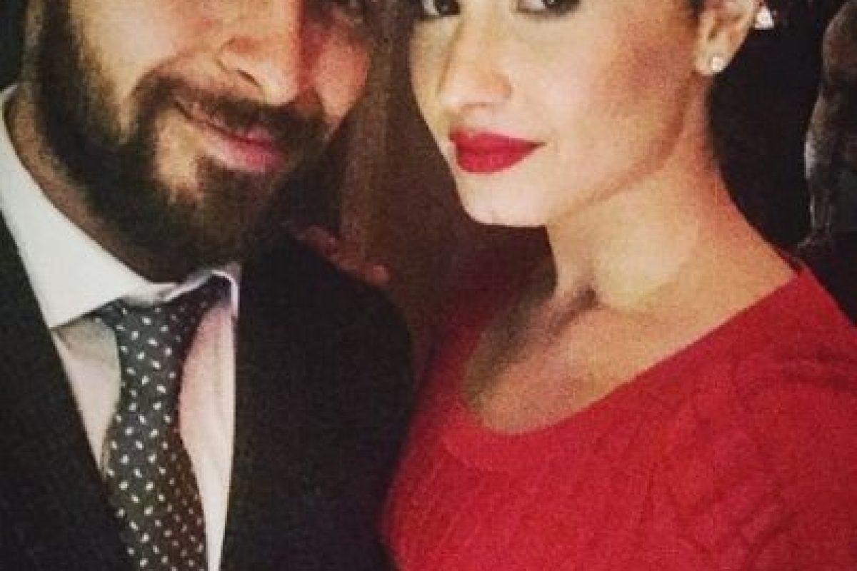 Demi Lovato y Wilmer Valderrama se encuentran de viaje por el Caribe Foto:Instagram/demilovato. Imagen Por: