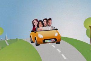 Usuarios que deseen viajar buscarán conductores que vayan a un destino. Foto:vía BlaBlaCar. Imagen Por: