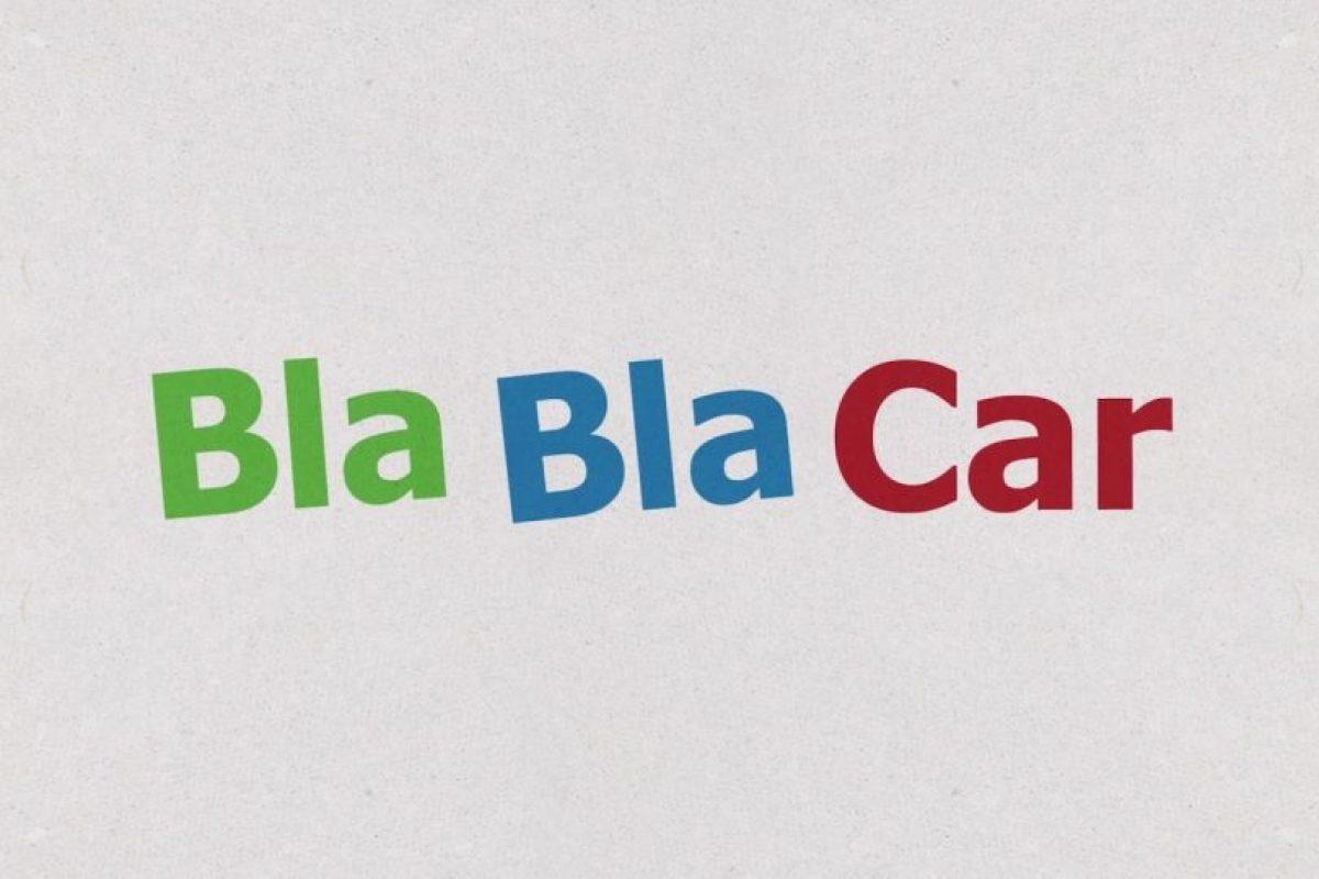 """""""BlaBlaCar"""" les ayuda a ahorrar en sus viajes. Foto:vía BlaBlaCar. Imagen Por:"""