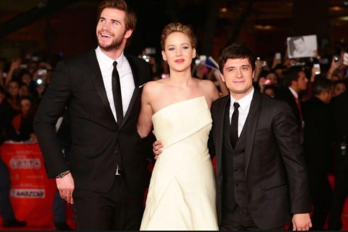 """Además, Liam reveló que después de ir al baño, a la actriz le gusta """"ponerle las manos en toda la cara"""" Foto:Getty Images. Imagen Por:"""