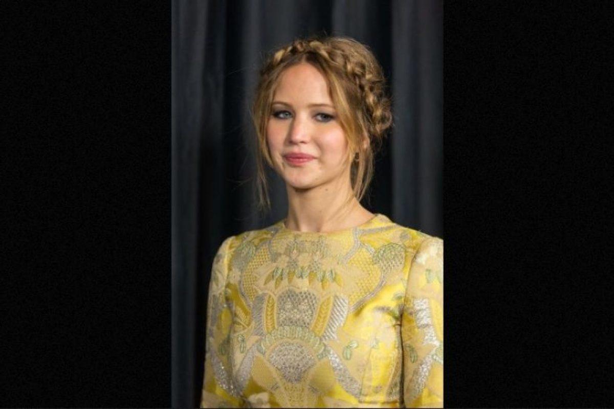 Jennifer Lawrence reconoció que no le gusta esperar en la fila del baño… Foto:Getty Images. Imagen Por: