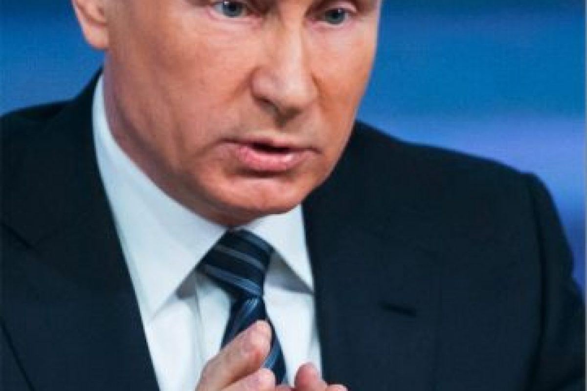 Sobre las coaliciones para atacar a Estado Islámico, Putin señaló que espera colaborar con los gobiernos al frente Foto:AP. Imagen Por: