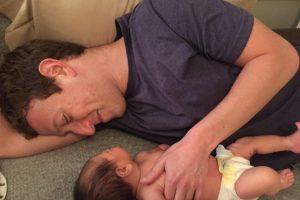 Con el nacimiento de Max, Mark anunció una donación de 45 mil millones de dólares. Foto:facebook.com/zuck. Imagen Por: