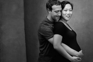 Mark y Priscilla durante el embarazo. Foto:facebook.com/zuck. Imagen Por: