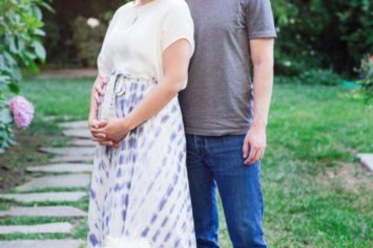 El día que anunciaron el embarazo de Priscilla. Foto:facebook.com/zuck. Imagen Por:
