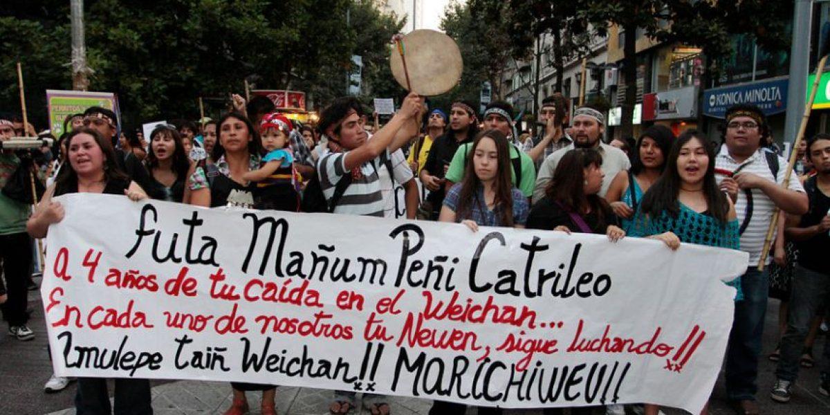 Suprema ratifica indemnización de $130 millones para familiares de Matías Catrileo