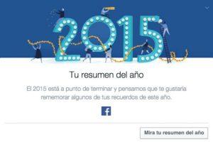 Su resumen del año ya está listo. Foto:vía facebook.com. Imagen Por: