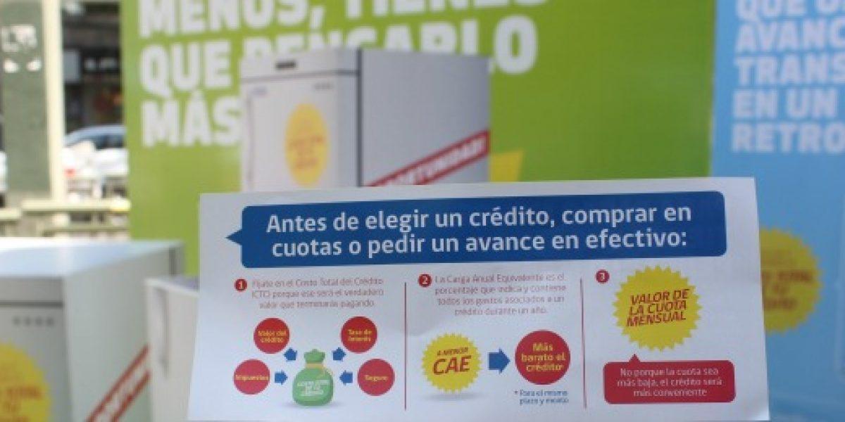 Sernac lanza campaña para
