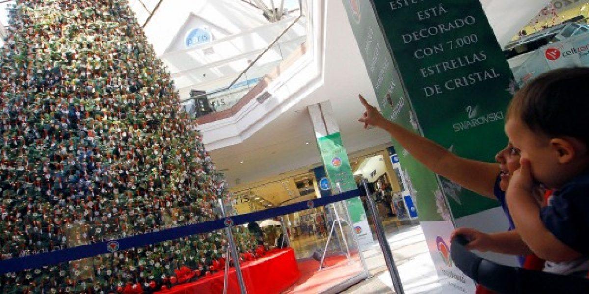 Conoce hasta qué hora estarán abiertos los principales centros comerciales por Navidad
