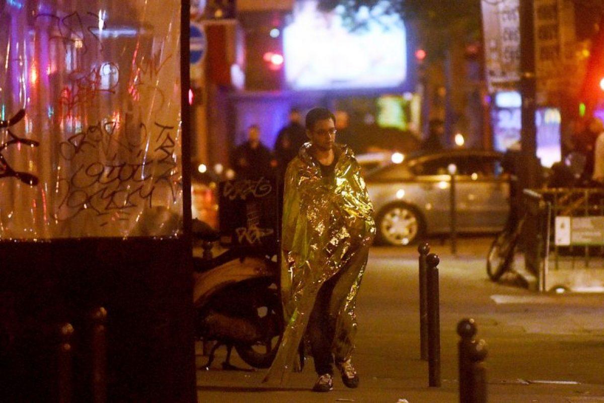 Luego de tomar el lugar los terroristas mataron a 90 personas. Foto:Getty Images. Imagen Por:
