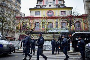 La sala de conciertos Bataclan fue uno de los lugares contra los que se atentó el pasado 13 de noviembre en París. Foto:Getty Images. Imagen Por: