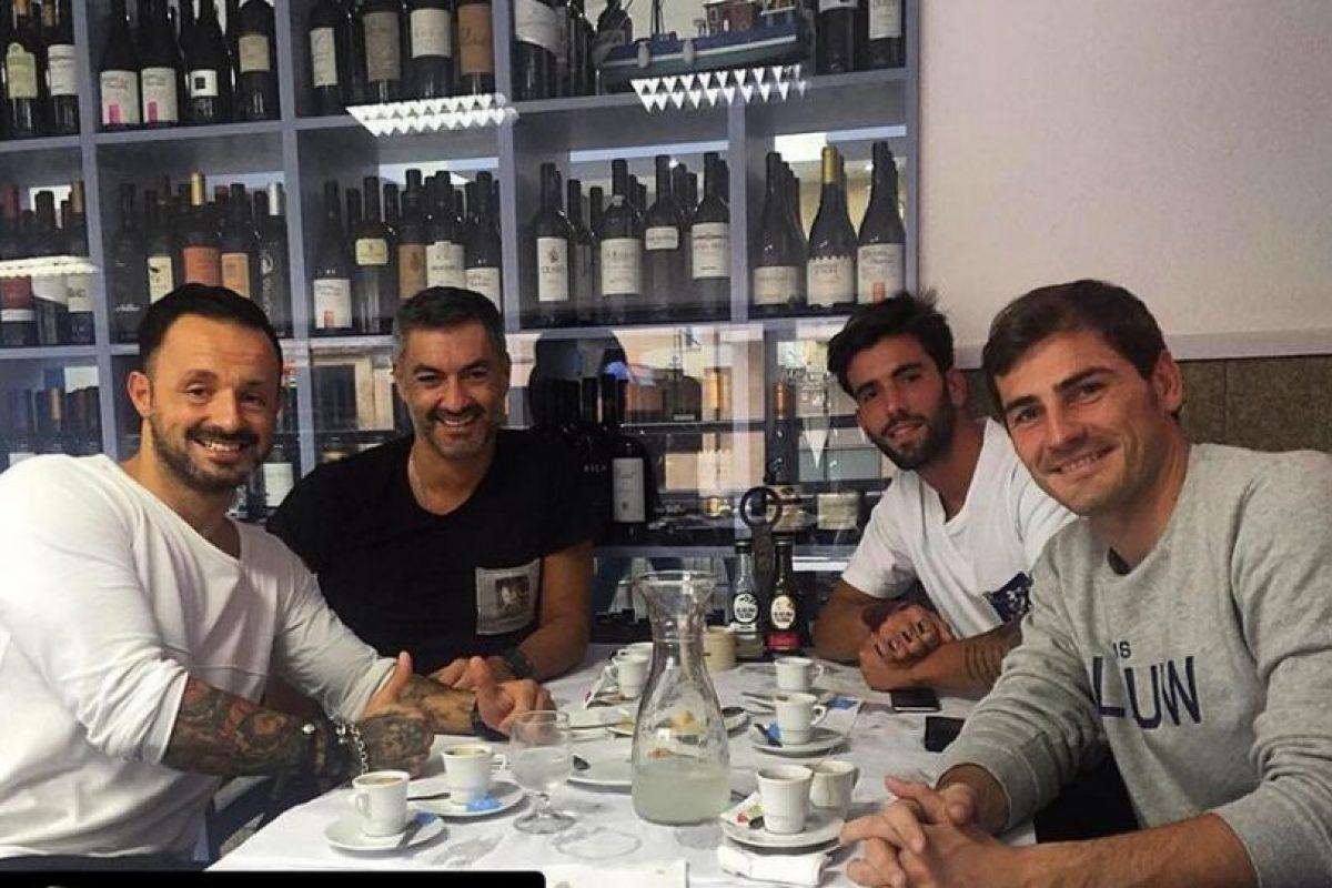 Foto:Vía instagram.com/ikercasillasoficial. Imagen Por: