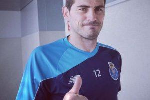 Casillas tiene al Porto en el segundo lugar de la Liga de Portugal con 33 puntos, dos menos que el Sporting de Lisboa. Foto:Vía instagram.com/ikercasillasoficial. Imagen Por: