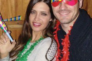 Al lado de su pareja Sara Carbonero. Foto:Vía instagram.com/ikercasillasoficial. Imagen Por: