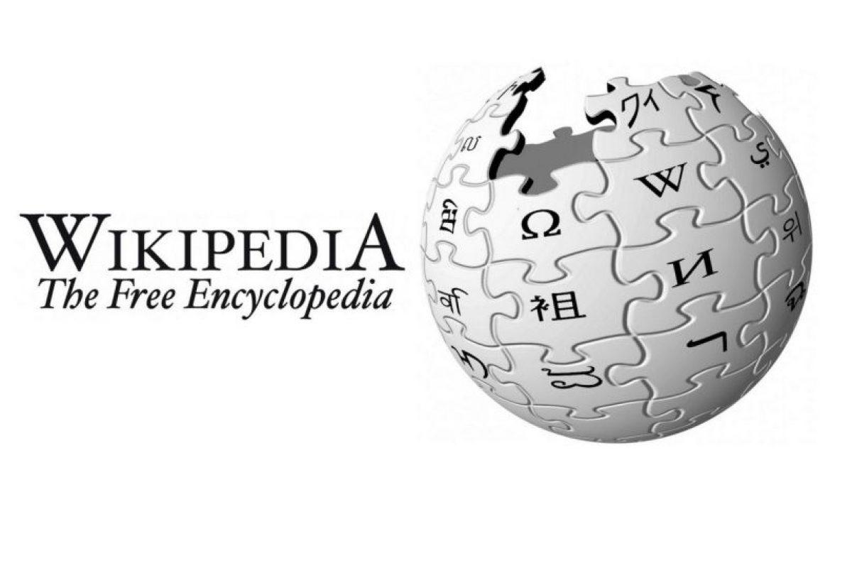 La enciclopedia gratuita más grande del mundo invita a que todos cooperen en la plataforma. Foto:Wikipedia. Imagen Por: