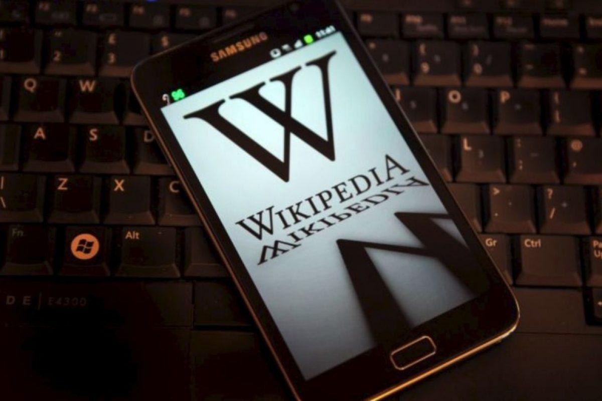 Las donaciones se destinan a tecnología para que Wikipedia funcione correctamente y para pagar salarios de sus 200 empleados. Foto:Wikipedia. Imagen Por: