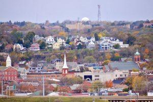 Ambos viven en el estado de Iowa. Foto:Vía flickr. Imagen Por: