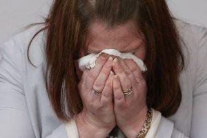 6. Las consecuencias de la violencia de género perduran generaciones. Foto:vía Getty Images. Imagen Por: