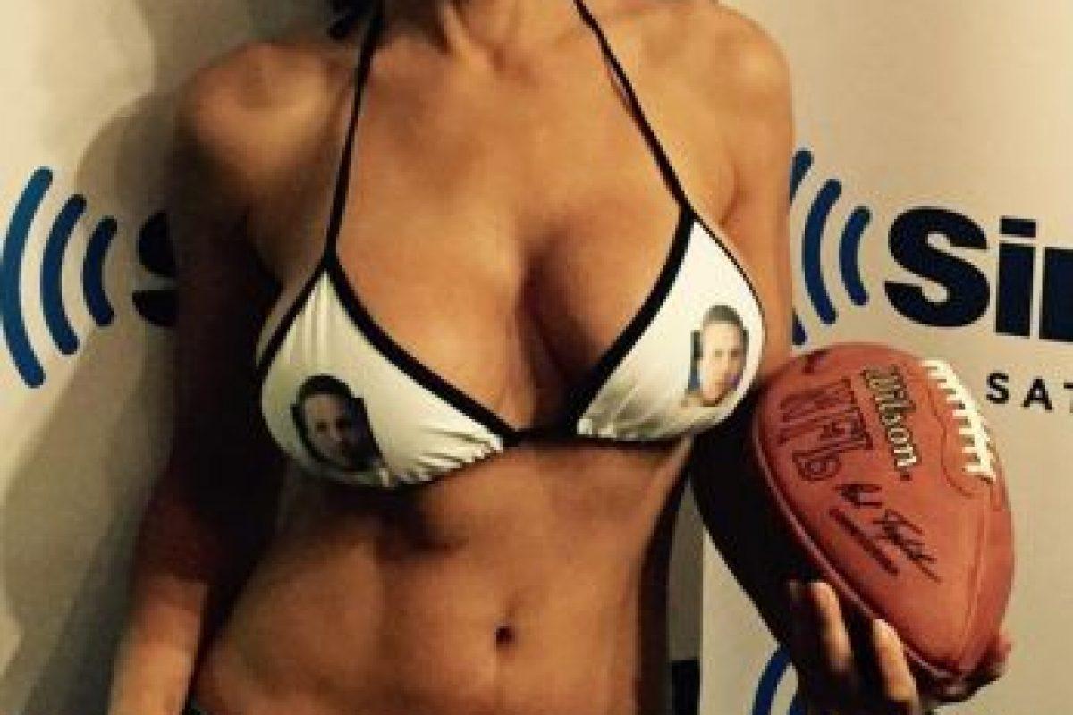 Aseguró que ha mantenido cientos de relaciones sexuales con deportistas Foto:Vía instagram.com/thereallisaann. Imagen Por: