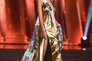 Una idea fastuosa que salió muy mal ejecutada. Foto:vía Facebook/Miss Universe. Imagen Por: