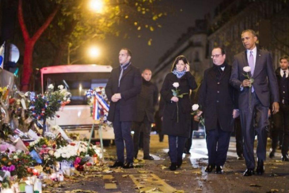 Barack Obama, presidente de Estados Unidos. Foto:AFP. Imagen Por: