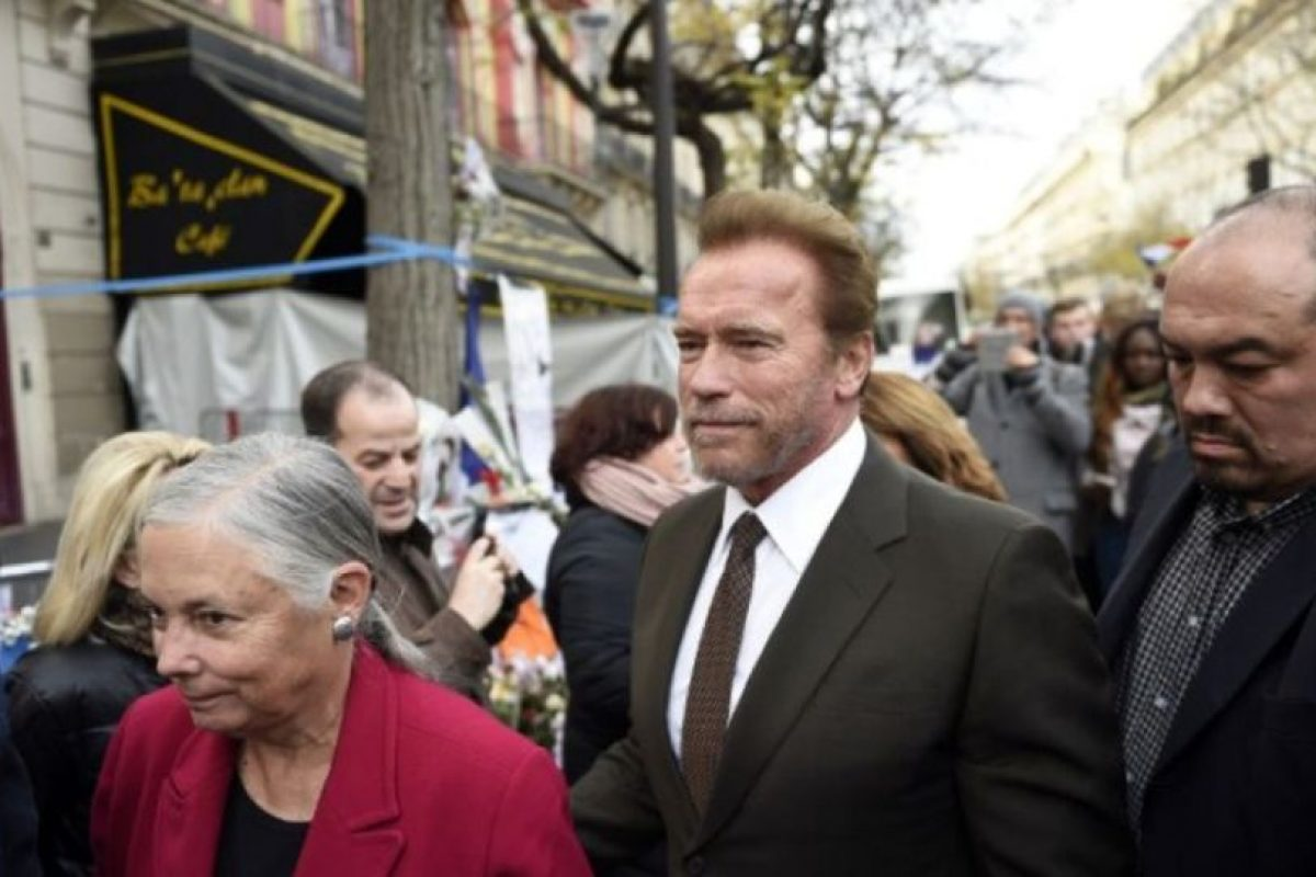 Arnold Schwarzenneger Foto:AFP. Imagen Por:
