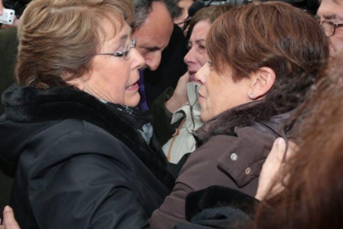 Michelle Bachelet, presidenta de Chile. Foto:AFP. Imagen Por: