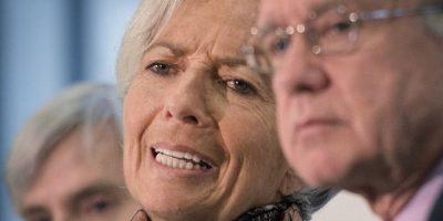 Jefa del FMI Christine Lagarde a juicio en Francia  por acusaciones de pagos irregulares