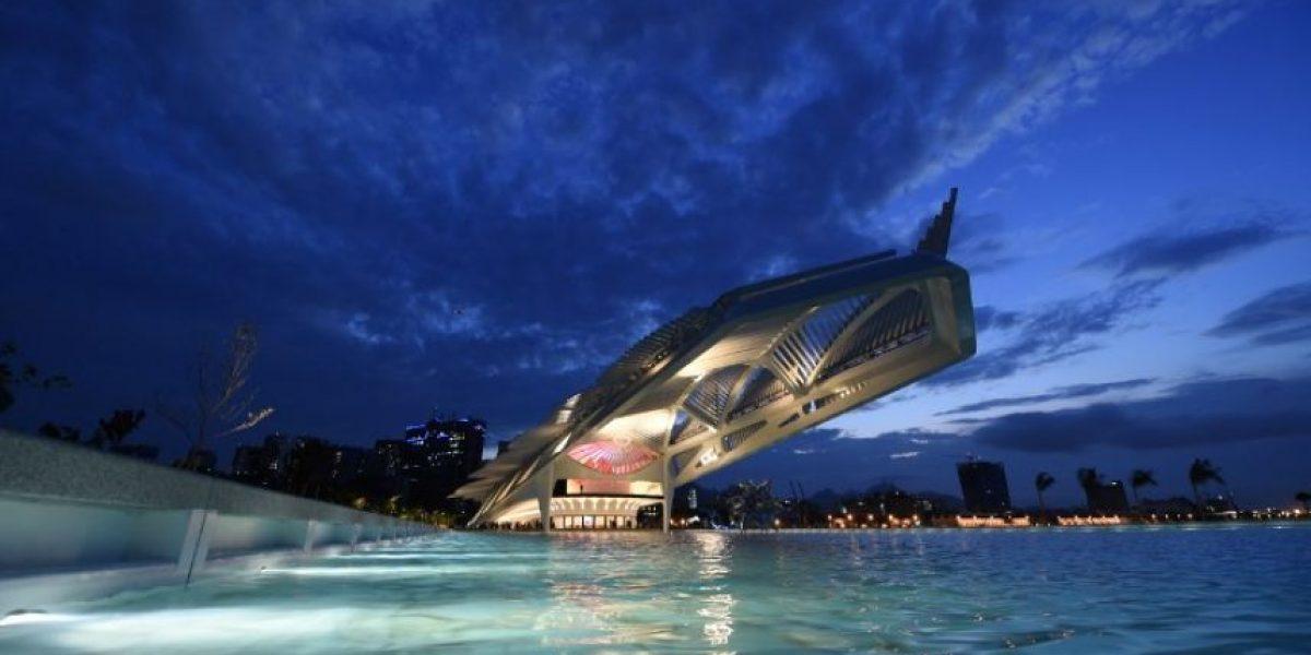 De lujo: así es el Museo del Mañana de Río de Janeiro