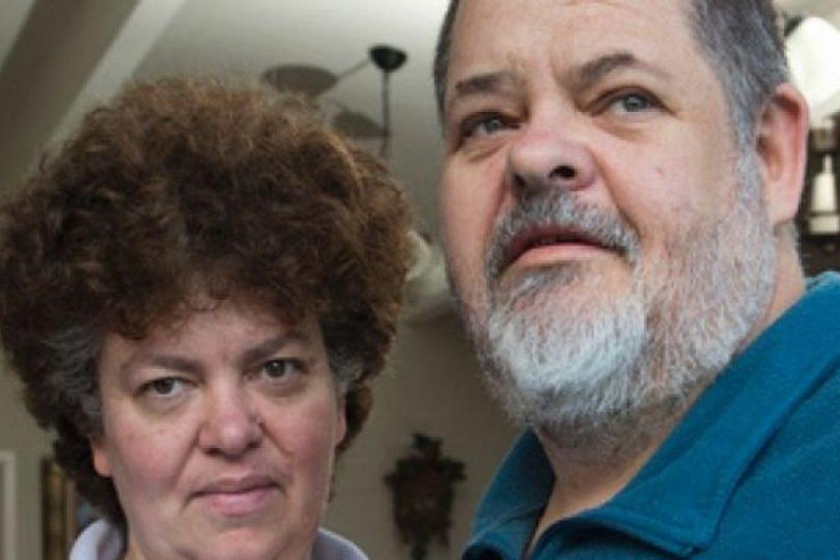 Albert Buitenhuis y su esposa alegan que antes no les hicieron problemas por su peso. Foto:Facebook. Imagen Por: