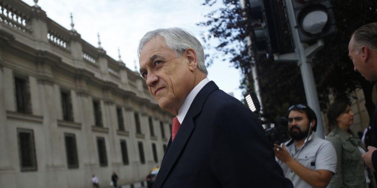 Piñera insiste: