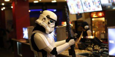 """Ganó el lado oscuro: falla en una copia de """"Star Wars"""" dejó sin película a fanáticos"""