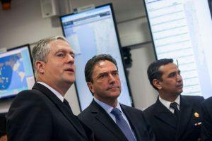 Ministro de Defensa, José Antonio Gómez Foto:Agencia Uno. Imagen Por: