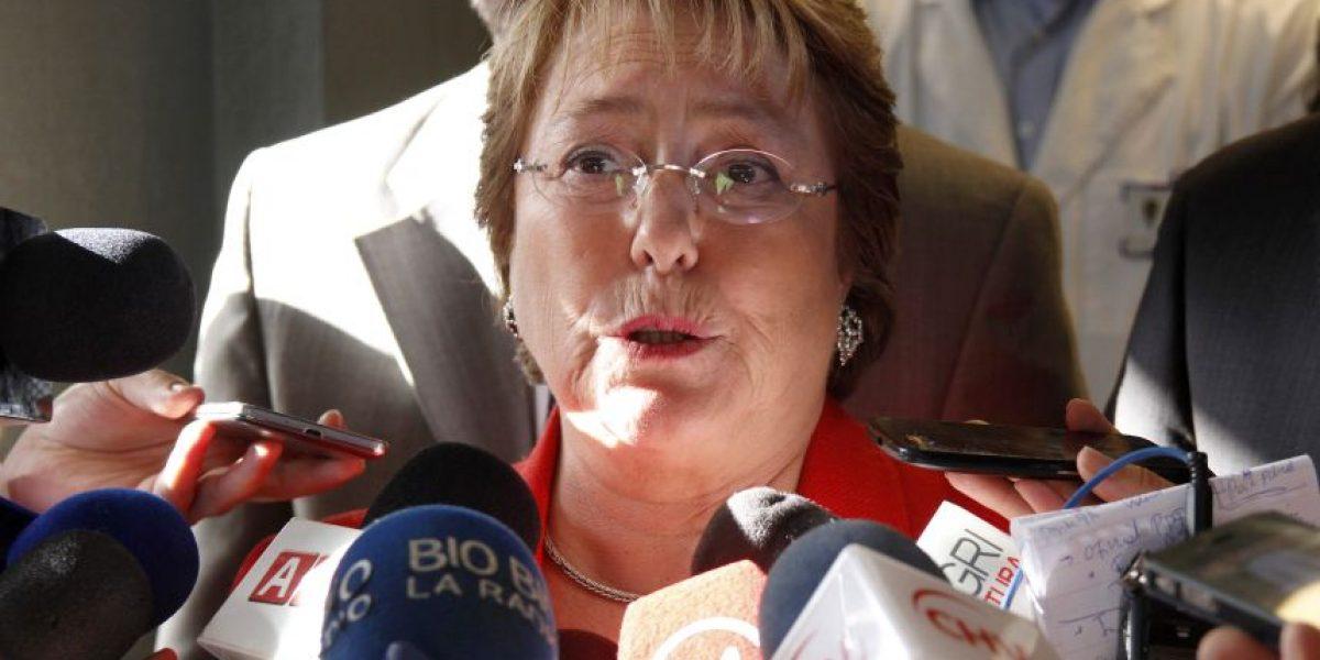 Presidenta Bachelet y muerte de funcionario PDI: