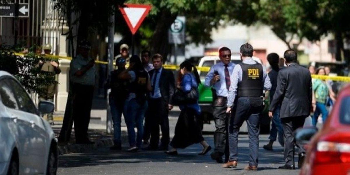 Cinco sospechosos detenidos por el asesinato del detective Franco Collao