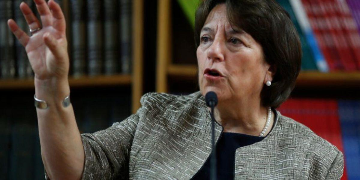 """Delpiano: """"El Mineduc está obligado a darle trato especial a las universidades estatales"""